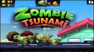 Zombie Tsunami cover
